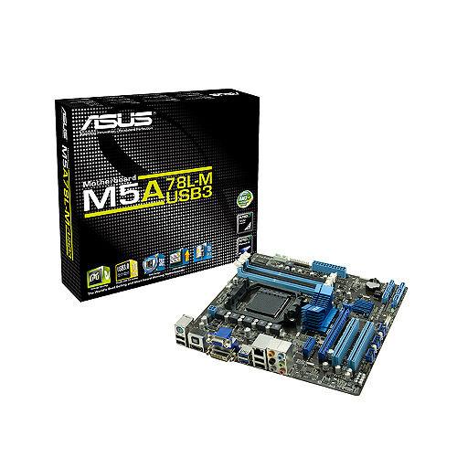 ASUS M5A78L MUSB 3,0